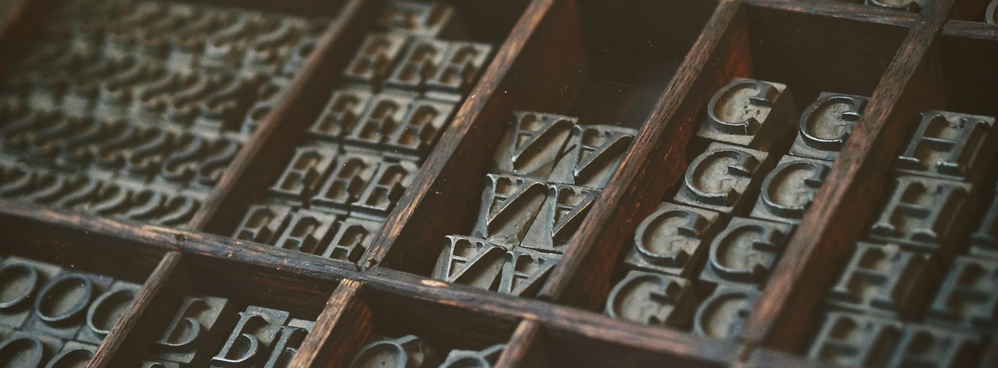 Как выбрать шрифт